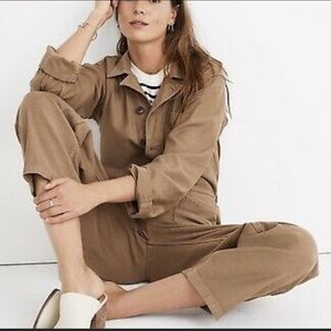 Madewell x As Ever Coveralls Jumpsuit